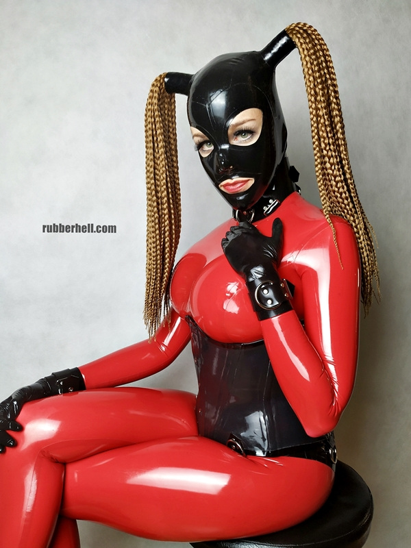 big-boobs-in-red-latex-catsuit-08