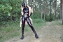 walking-by-the-shadow-of-forest-in-full-rubber-enclosure-rubberhell-33