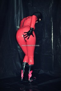 red-shiny-latex-toy-with-rubber-rainboots